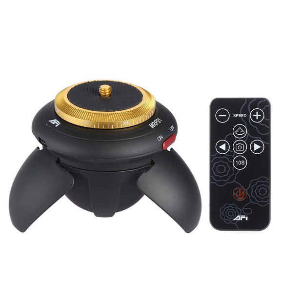 Remote Control Rotating Tripod Attachment