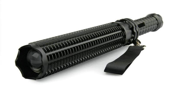 Tactical Flashlight Baton
