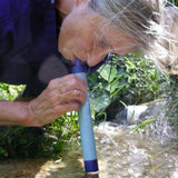 Water Purifying Straw