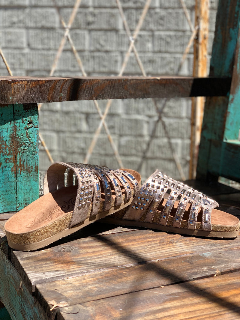 The Keller Sandal