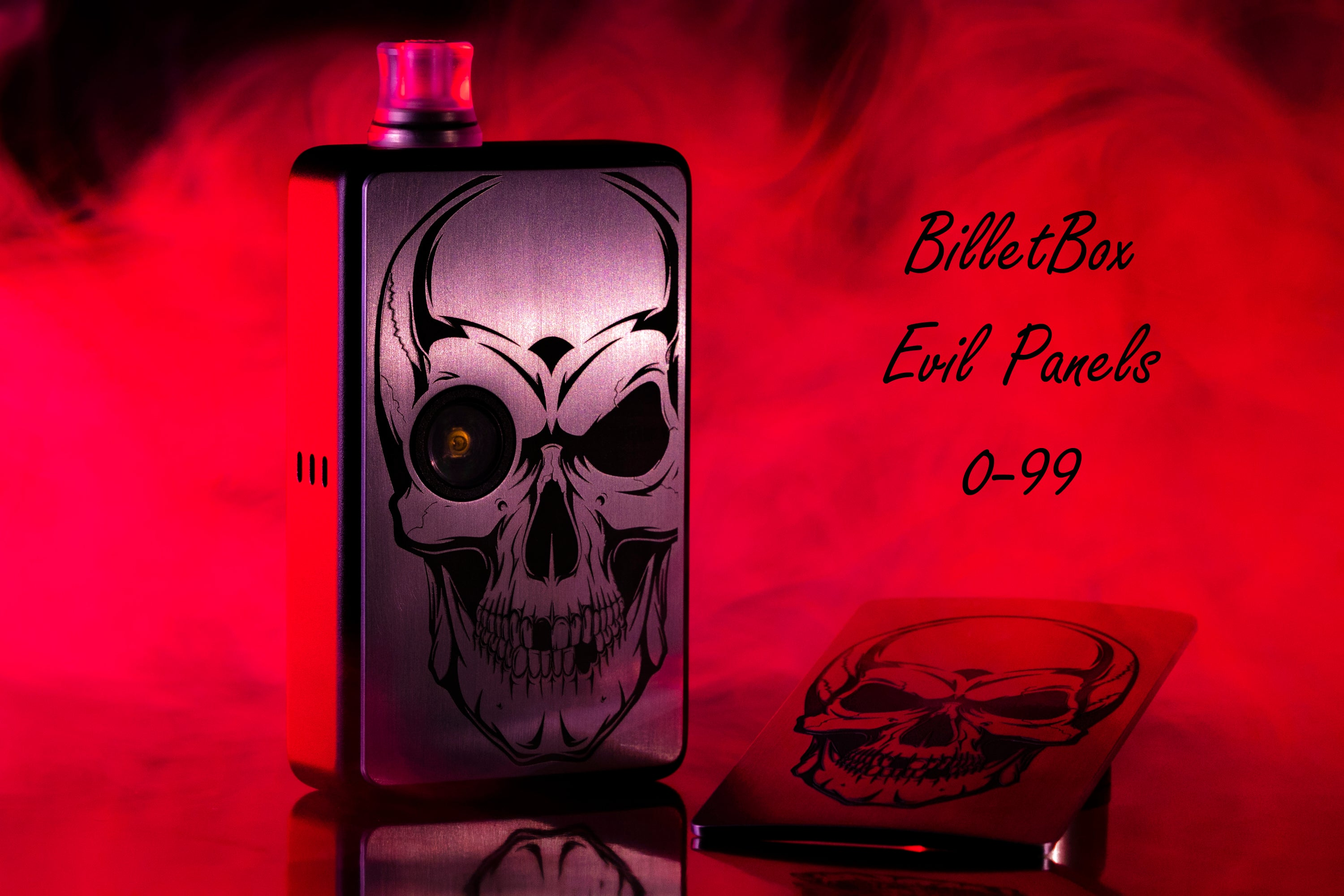 BilletBox Aluminium Evil Edition Panels