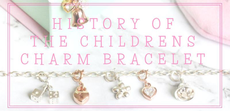 History of the Childrens Charm Bracelet