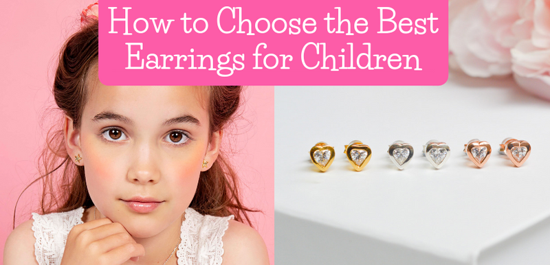 How to Choose the Best Earrings for Children