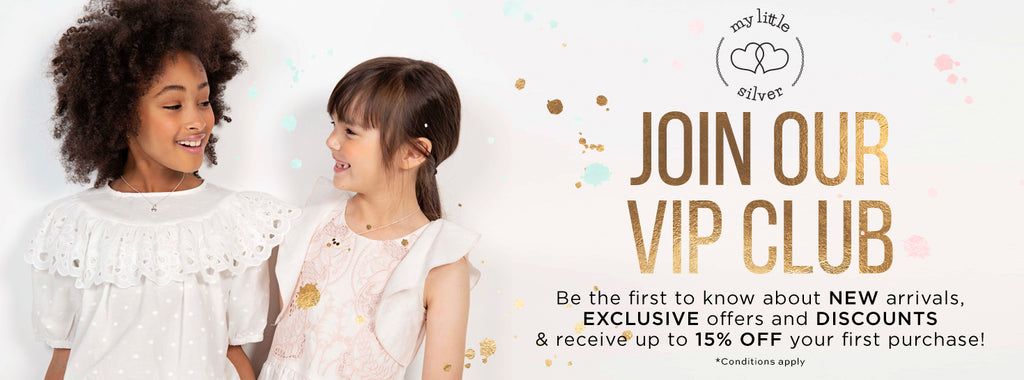Join the My Little Silver VIP club