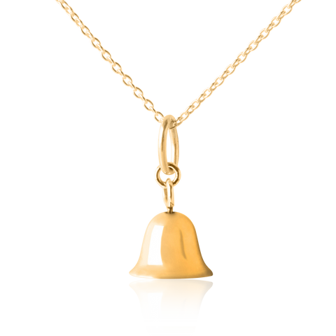 Tween Bell Necklace - Girls Necklaces