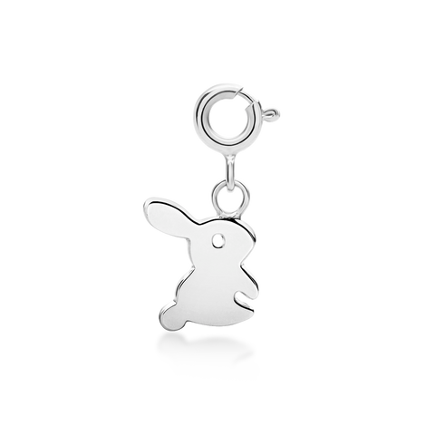 Tween Bunny Charm - Girls Charms