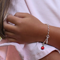 Children's Charms - strawberry accessories for girls