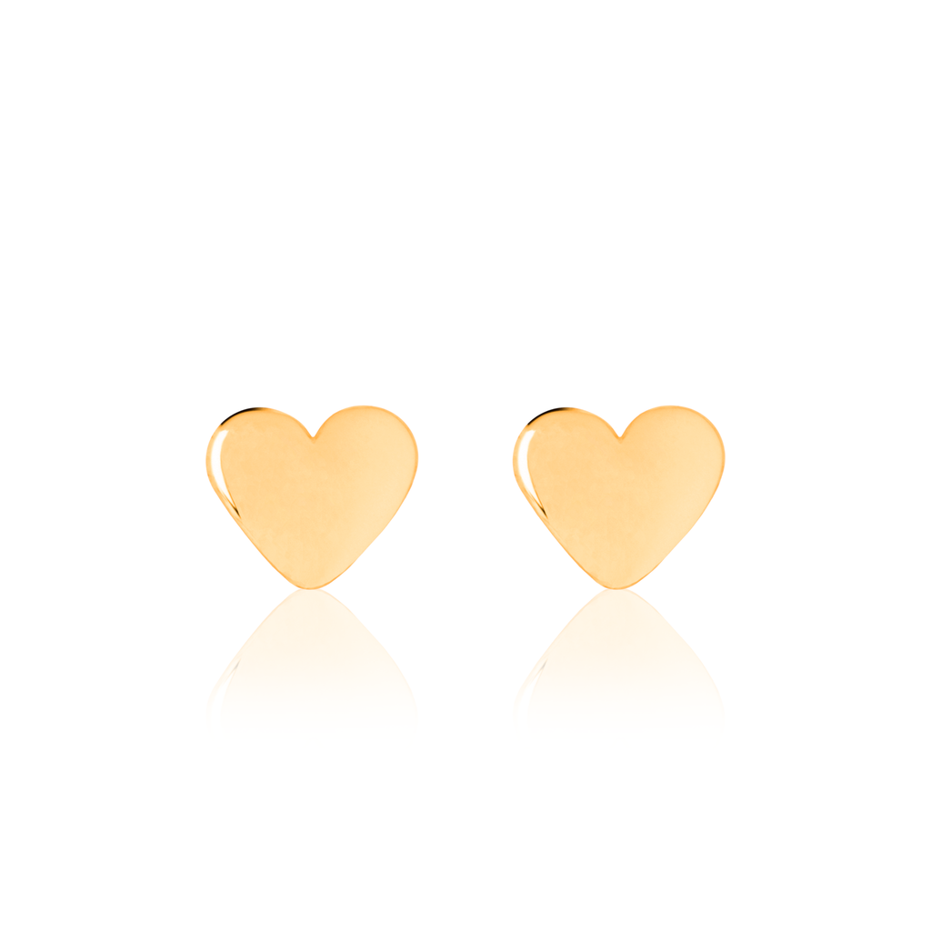 Shiny Baby Hearts - Gold
