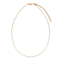 Children's Adjustable Gold Necklace