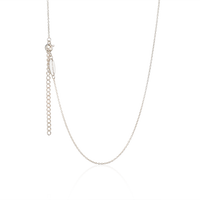 Twinning Dice Pendant & Necklace - Sterling Silver