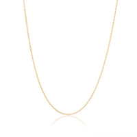 Gold - My Little Silver Classic Children's Necklace