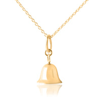 Twinkle Bell Pendant - Gold