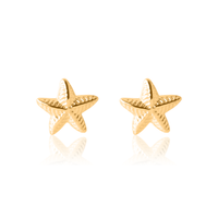 Twinkly Sea Star - Gold