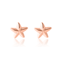 Twinkly Sea Star - Rose Gold