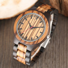 Load image into Gallery viewer, Men's Wooden Watch