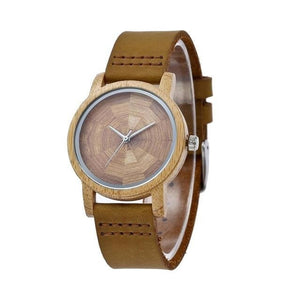 Redear Ladies Bamboo Watch