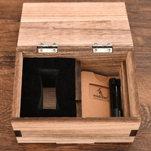 Load image into Gallery viewer, BOBO Bird Men's Wooden Luxury Watch box