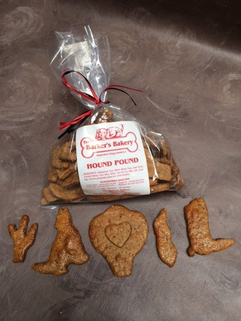 Hound Pound Gourmet Dog Cookies
