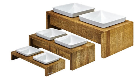 Artisan Double Wood Diner