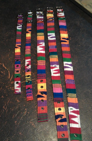 Maya Multi Color Collars