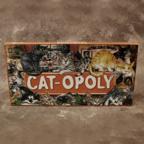 CAT-OPOLY A Feline Frenzy of Fun