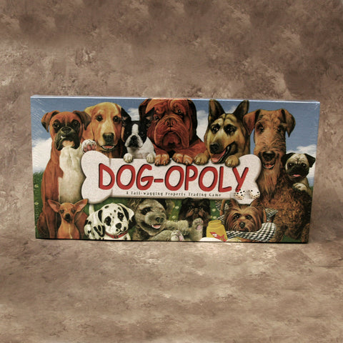 DOG-OPOLY A Tail-Wagging Property Trading Game
