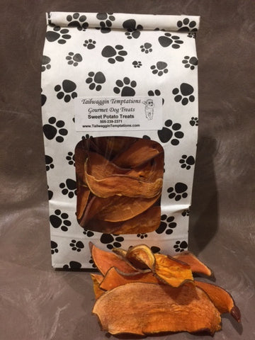 Tailwaggin Temptations Sweet Potato Treats