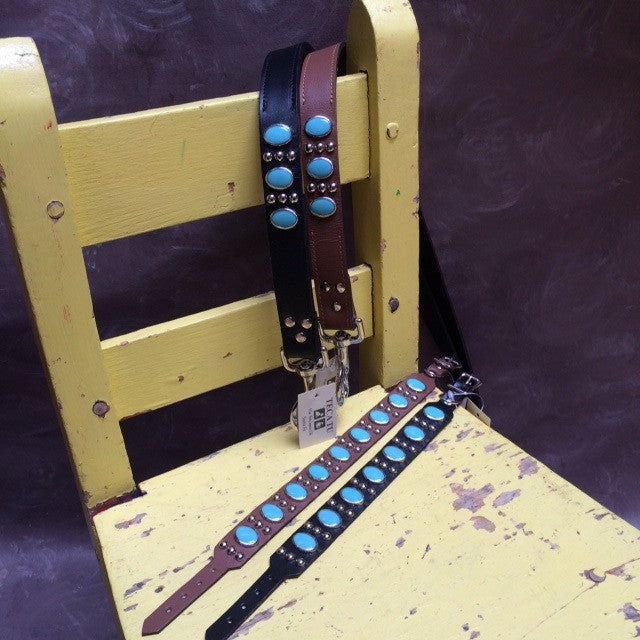 RN Designs Oval Turquoise Collars