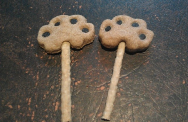 Hand Baked Lollipups