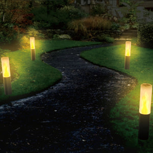Solar Garden Light - Flame/Still SGL-401 (1 Pack)