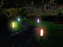 Solar Garden Light - Multicolor SGL-403 (1 Pack)