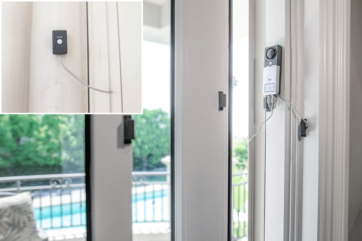 Ultra Slim Pool Safety And Entry Alarm S189d Techko Group
