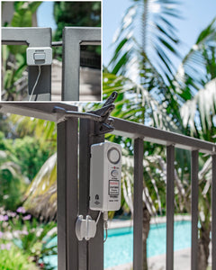 Safe Pool Alarm S187D