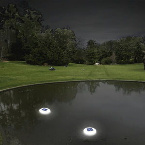 Solar Floating Pool Light Model SPL-101