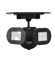 Solar Security Light- Twin Light Model SSL-307