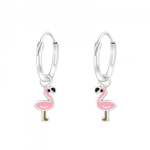 Flamingo Hoops
