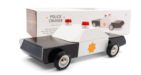 Candylab Toys - Americana Police Cruiser
