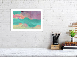 They Say It's the Same, Giclée Print