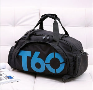 T60 Fitness Backpack / Shoulder Bag