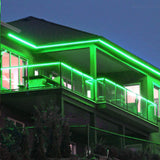 Furtun Luminos Neon Flex Lumina Verde Furtun Luminos Lumini Terasa