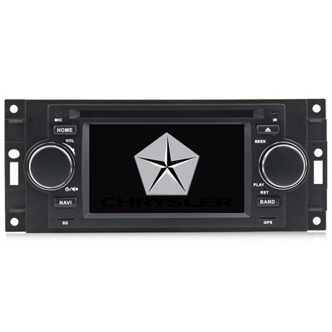 AUTO ESTEREO PANTALLA GPS WINDOWS - CHRYSLER 300C ASPEN PT CRUISER