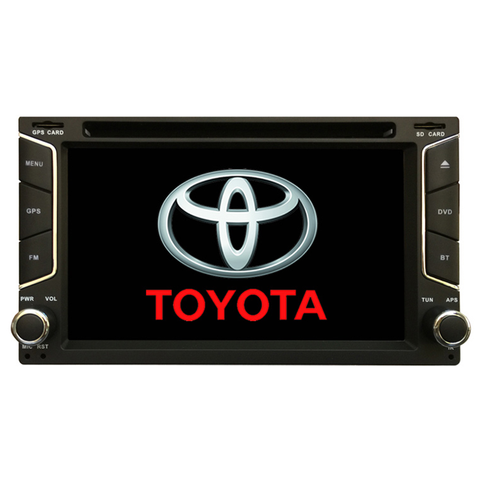 AUTO ESTEREO PANTALLA GPS WINDOWS - HILUX YARIS RAV4 COROLLA CRUISER ETC