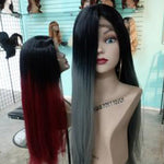 "26"" Synthetic Blend Wig"