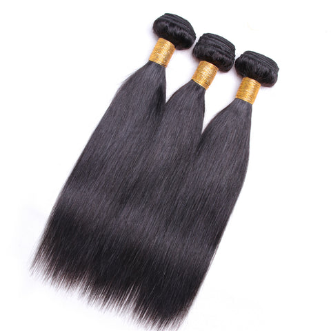 Brazilian Silky Straight Bundle