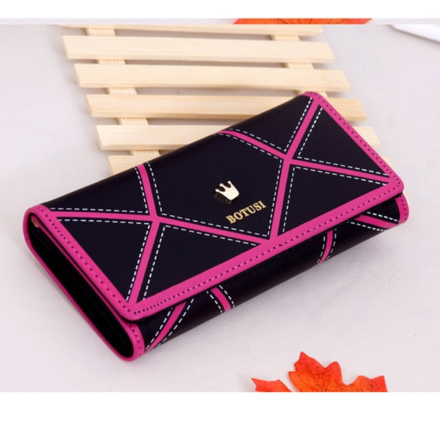 Women Wallets Ladies Purse Female Wallets Money Bag Zipper Coin Purse