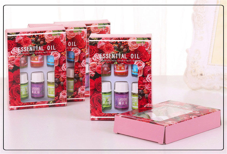 Essential Massage Aroma Oils Rose Lavender Essential Oils For Aromatherapy Diffusers Massage Fragrances Lemon Ocean Oil