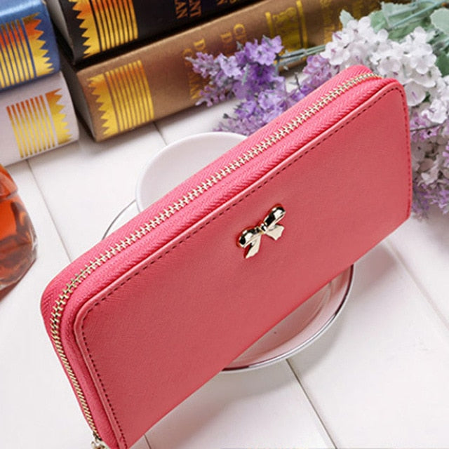 Wallet Women Purses Tassel Fashion Coin Purse Card Holder Wallets Female