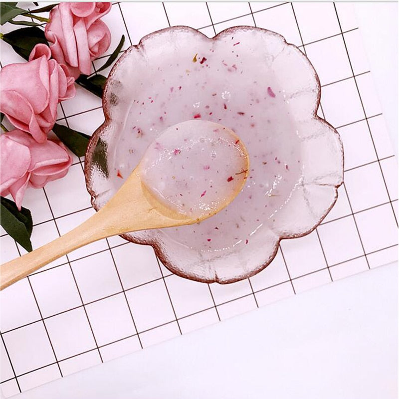 Collagen Rose Soft Powder Facial Peel Off Mask Powder Face Mask Powder Scars Acne Control Peel Off