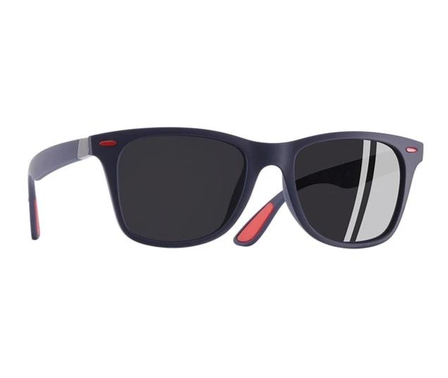 Classic Sunglasses Men and Women Driving Square Frame Sun Glasses.