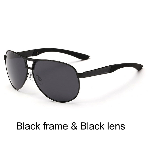 Pro Acme Classic Men Polarized Sunglasses Polaroid Driving Pilot Sunglass